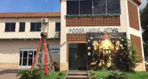 Prédio da Câmara Municipal de Igarape-Açu